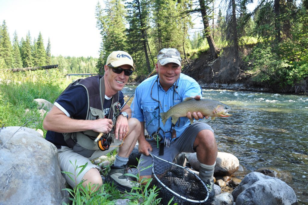 Fording River Cutthroat
