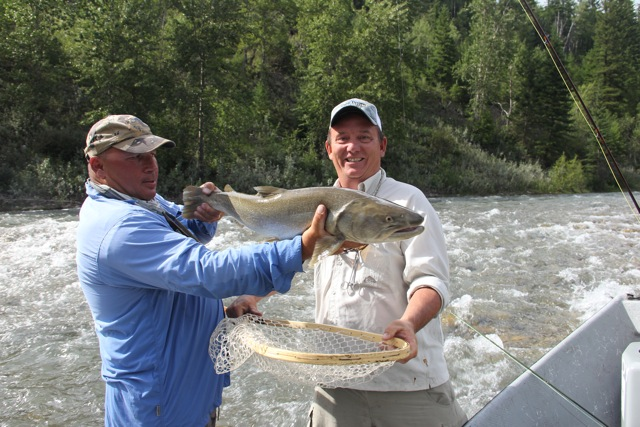 Elk River Fly-Fishing Guides - Bull Trout