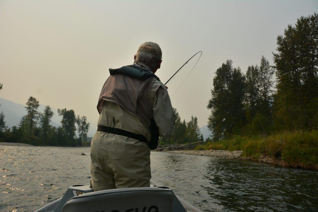 Elk River Hook -Up