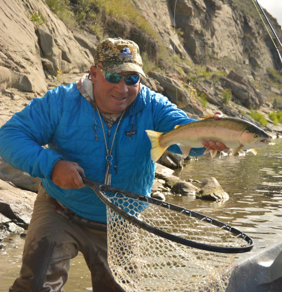Bow River Hopper Eater