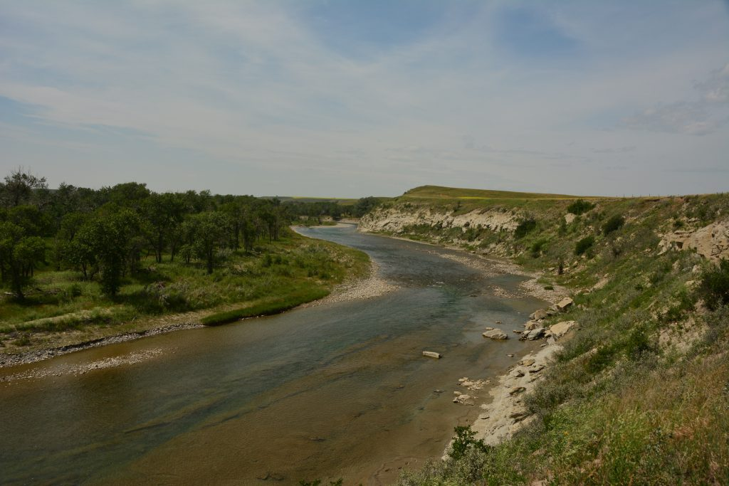 Waterton River