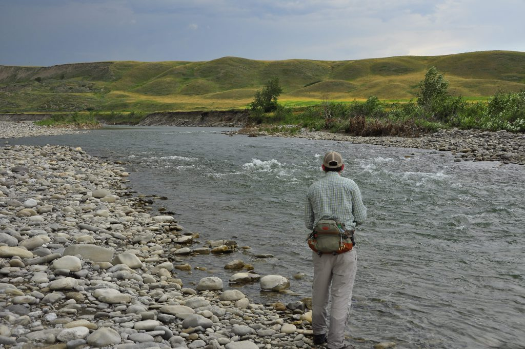 The Oldman River