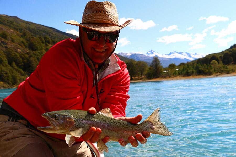 Chilean Rainbow Trout