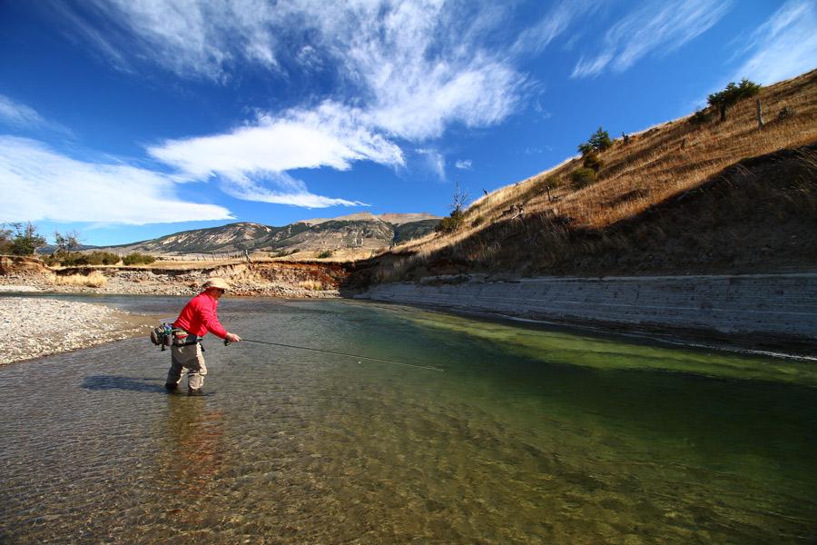 Small Stream Fly-Fishing