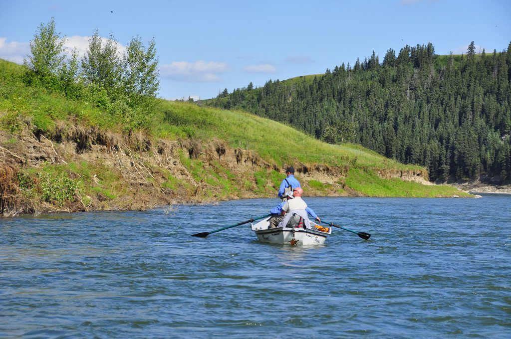 Fly-Fishing Alberta's Bow River