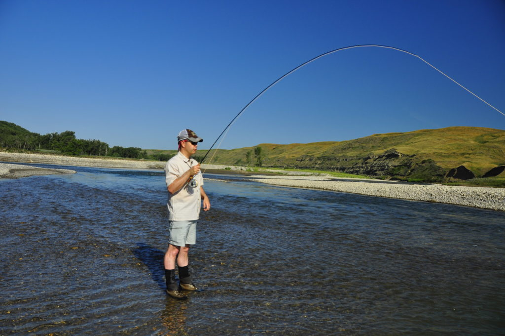 Bow River Fly-Fishing Guides
