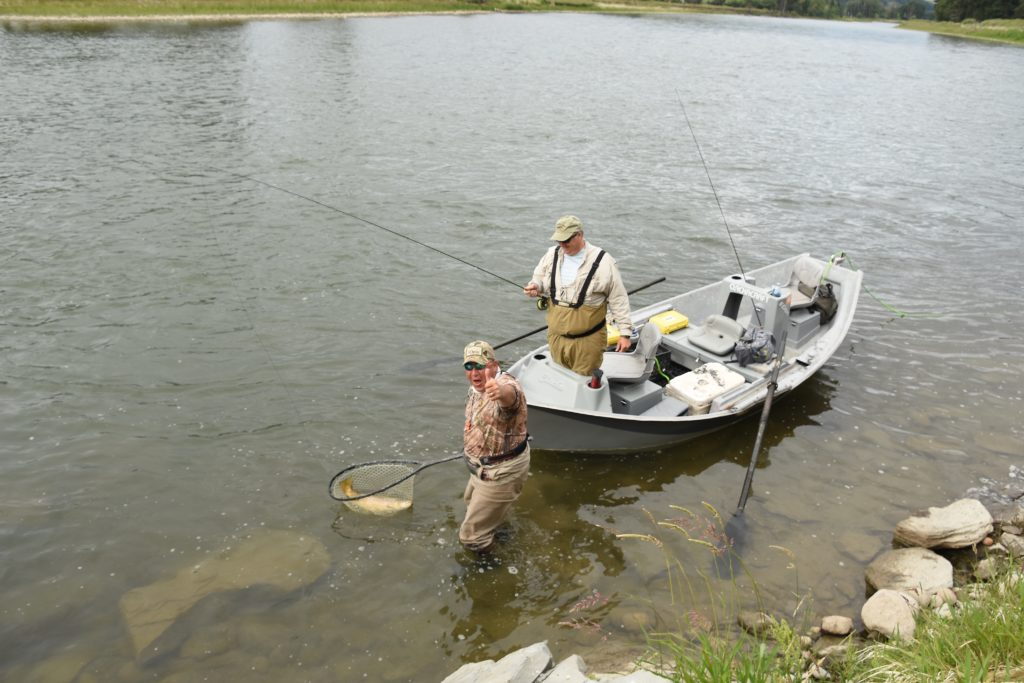 Bow river fly fishing guides fishing report fly fishing for Richard bowling fishing report