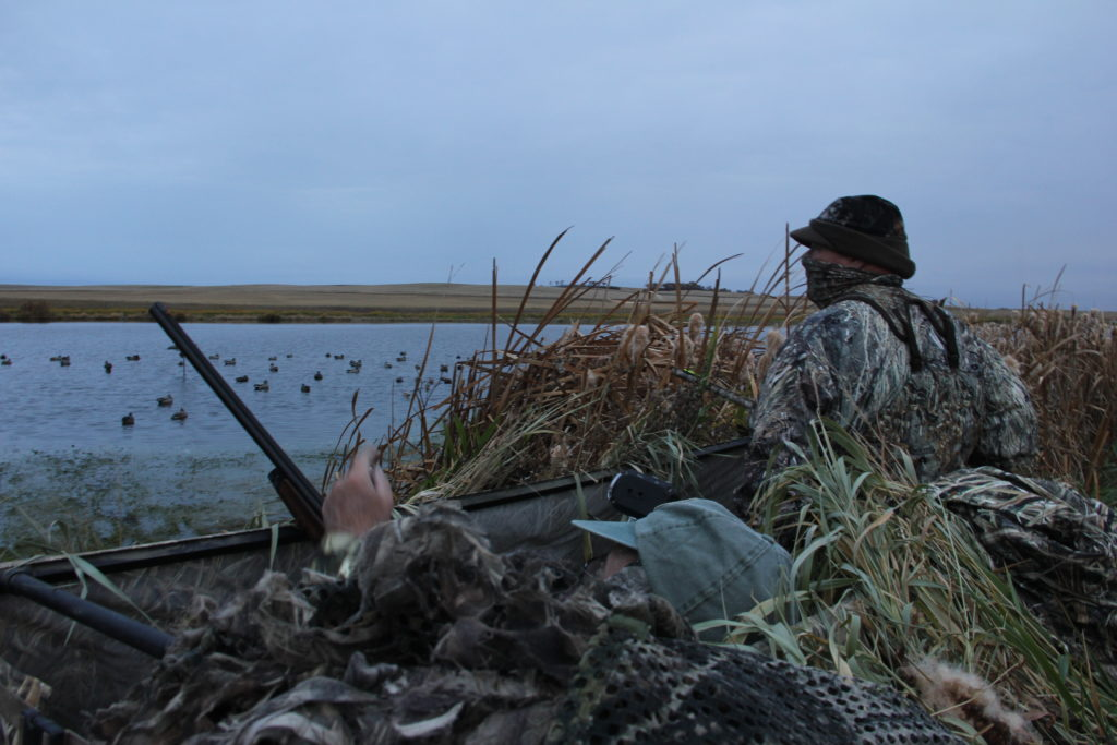 Saskatchewan Waterfowl Hunting