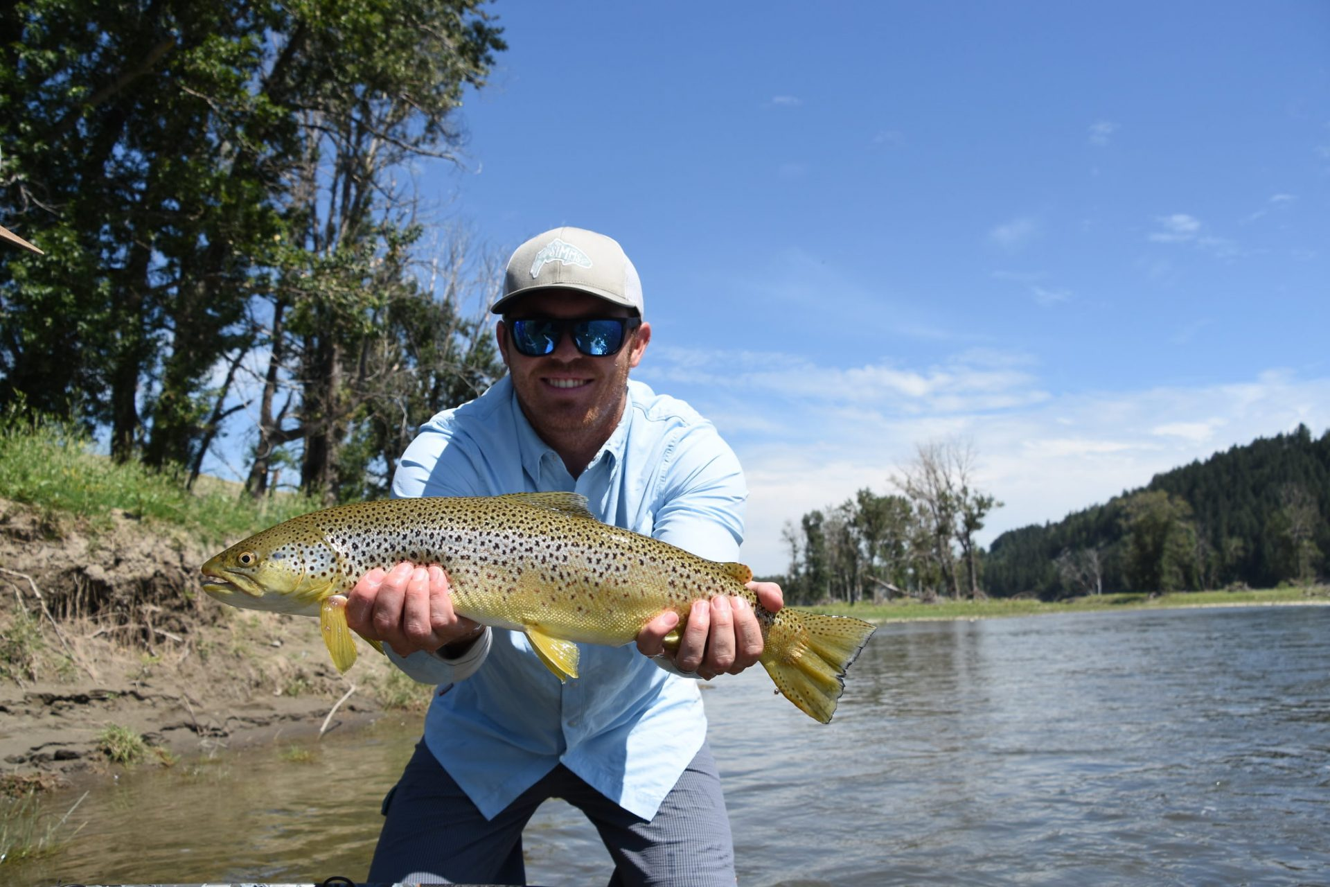 5a91af860700 Fishing Report for BC and AB - Dave Brown Outfitters - Fly-Fishing    Wingshooting Adventures